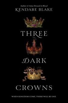 three dark